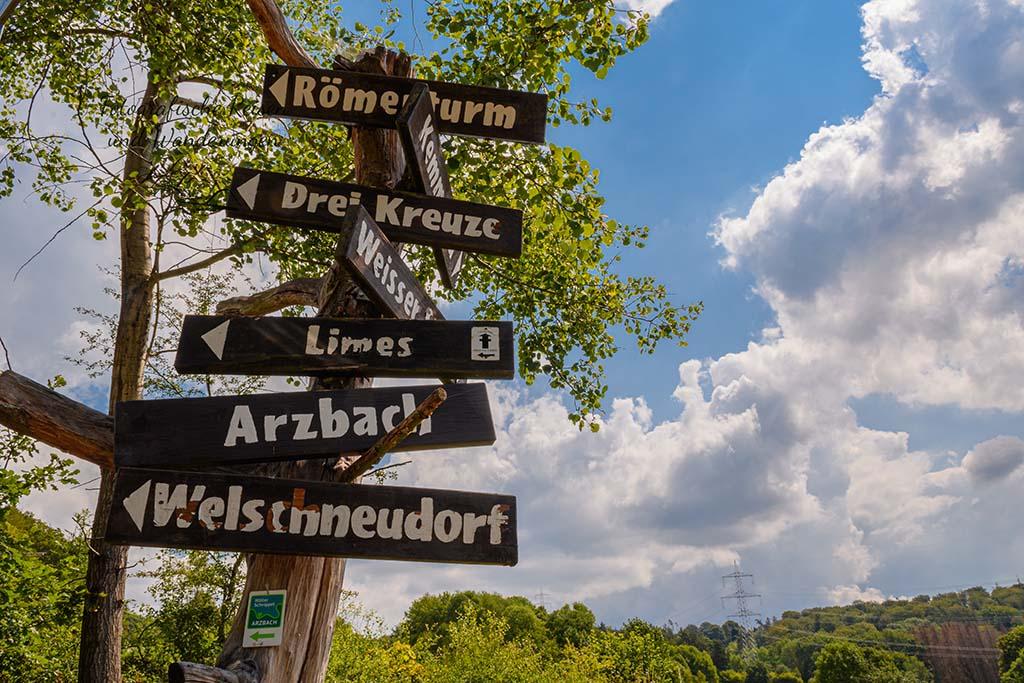 Westerwald Schilder