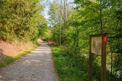 Bergischer Streifzug Wasserweg
