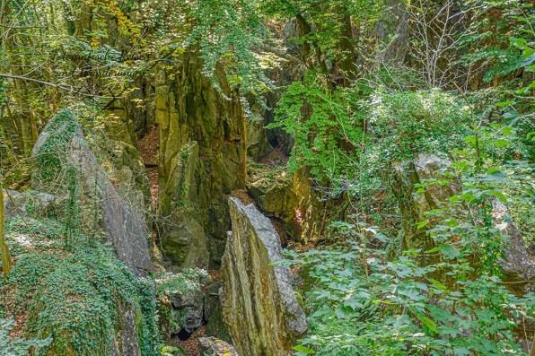 Felsenlandschaft Hemer
