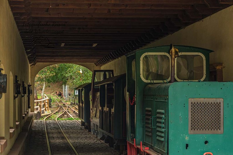 FEldbahn im Eifelzoo