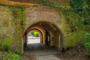 Fort VI und Felsengarten