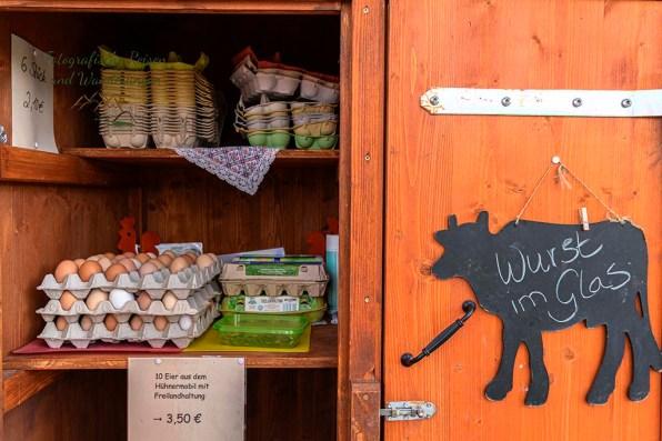 Eierverkauf Großgrimberg