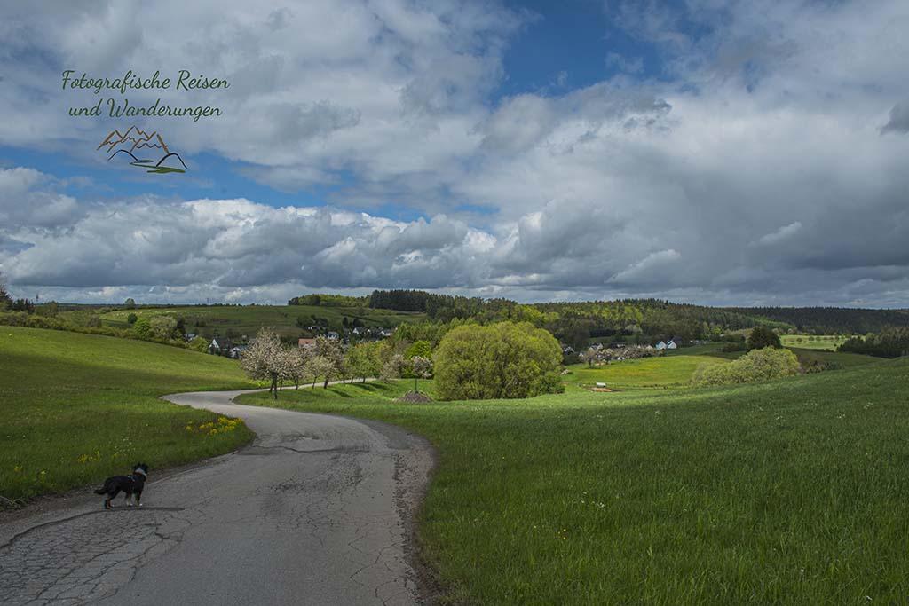 Vom Landesblick nach Deudesfeld