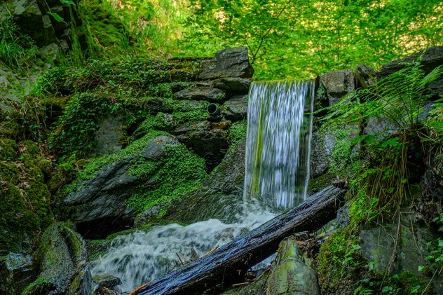 Laubachwasserfall