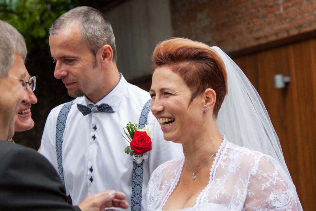 FOTO: Svatební blahopřání