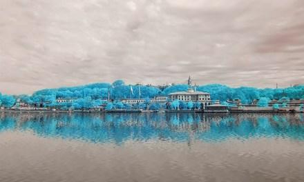 "13 Mart 2018 – ""Infrared Fotoğrafçılık"" – Bülent KAHRAMAN"