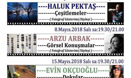 Mayıs 2018 Etkimlik programımız