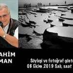 Yeni dönemimizi Türkiye'nin Dauayen fotoğrafçılarından İbrahim Zaman ile açıyoruz.
