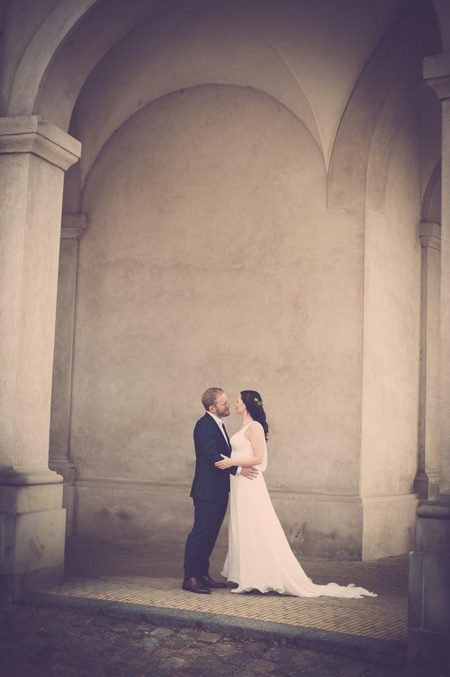 fotografering bryllup