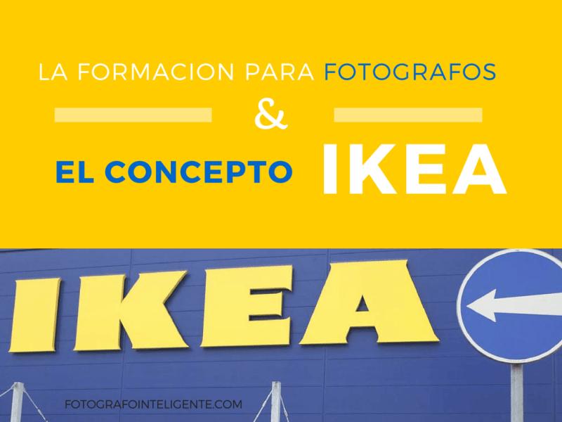 formacion fotografos concepto ikea - fotografointeligente