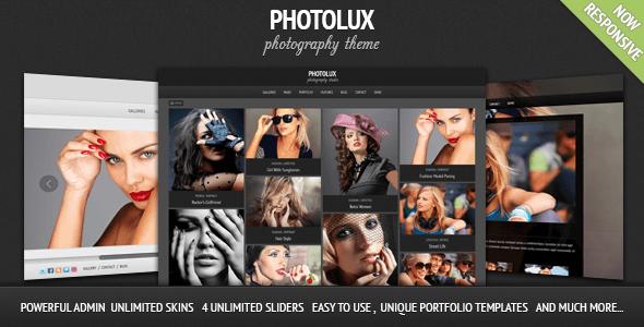 photolux themeforest wordpress theme