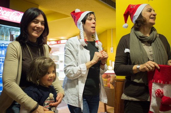 """FeZ-duendes"" de la Navidad"