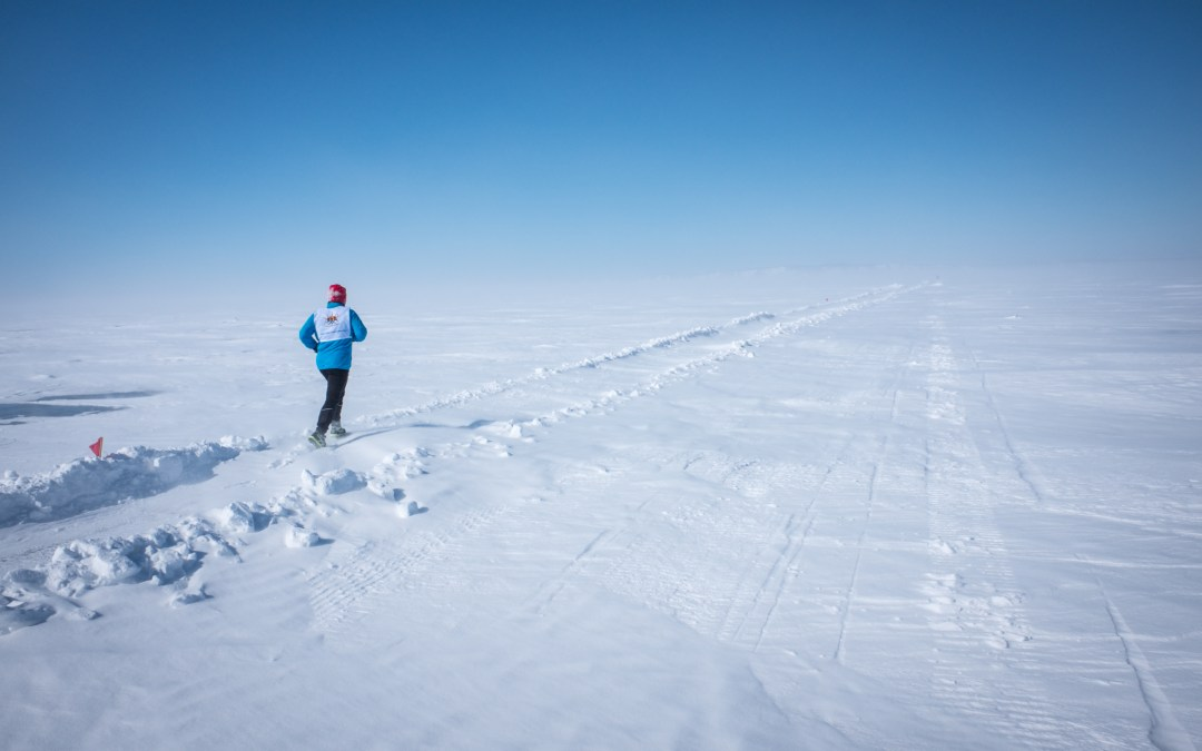 Baikal Ice Marathon 2018