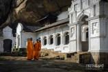 Zespół świątyń buddyjskich wykutych w skale - Dambulla.