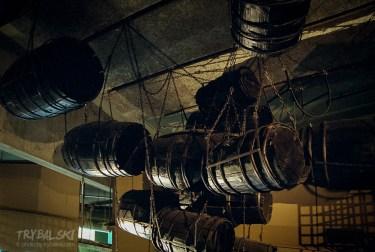 Na Vasie znaleziono beczki z solonym mięsem i masło, które po 333 latach nadawało się do jedzenia. Były także beczki z piwem i butelki rumu.