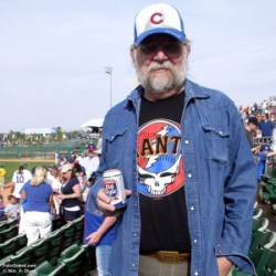 A Heileman's Old Style afternoon in the Cactus League: Cubs 3-Giants 2 in 10 innings at Hohokam Park, Mesa, Ariz., March 20, 2011.