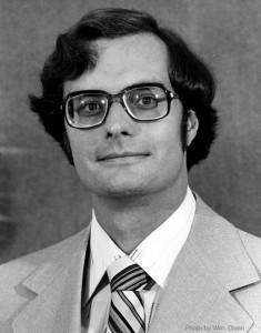 Jim Fish ca. 1978. Photo © William P. Diven.