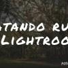 Tratando Ruído no Lightroom 📷 Como trabalhar com imagens com ISO alto