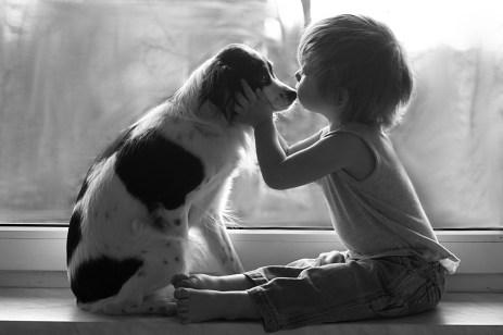 Friendship needs no words