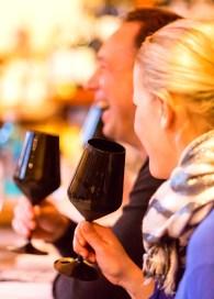 Blind-Weinverkostung