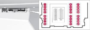 20082017 Volvo XC60 Fuse Box Diagram » Fuse Diagram