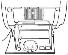 2002–2008 Ford Fiesta Mk5 fuse box diagram » Fuse Diagram
