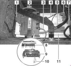 E91 Fuse Diagramhtml | Autos Weblog