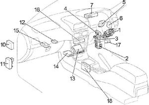 Toyota 2c Engine Wiring Diagram | Automotive Circuit Diagram