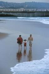 Sudáfrica, Natal, Durban, paseo por la playa