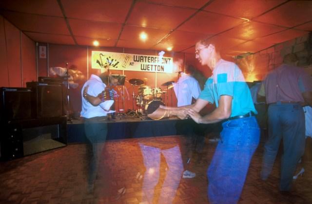 Sudáfrica, El Cabo, Capetown, Club Jazz, pista de baile