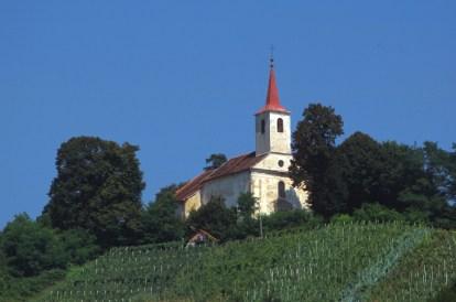 Croacia, Klanjs, iglesia