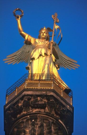Alemania, Berlin, Columna de la Victoria