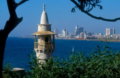 Israel, Yafo (Jaffa), Minarete