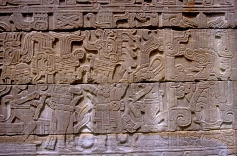 México, El Tajin, piramide Totonaca