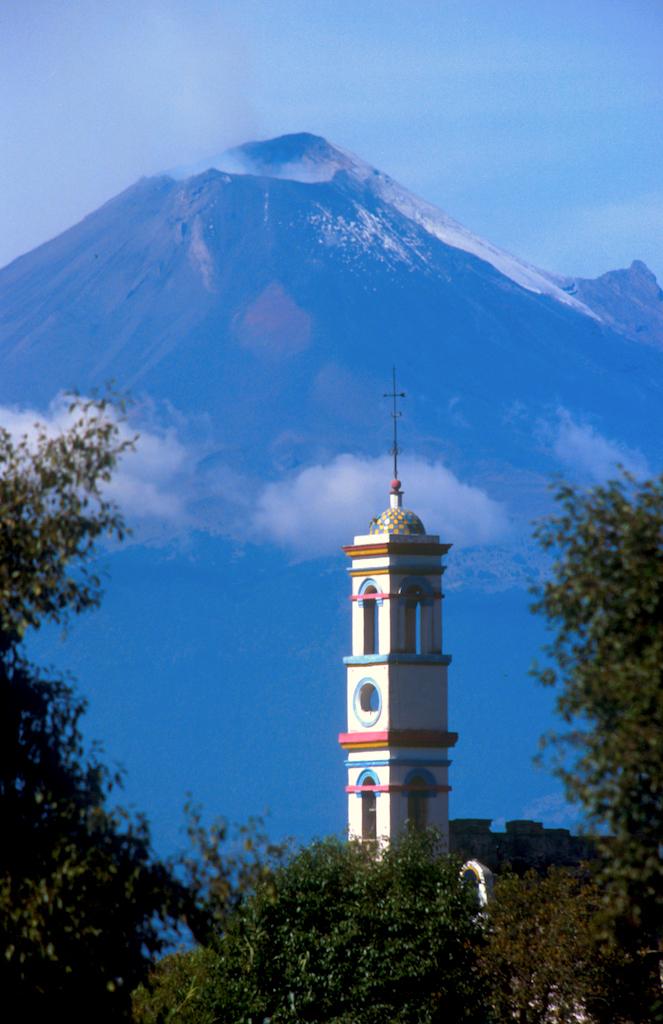 México, Puebla, Volcán Malinche