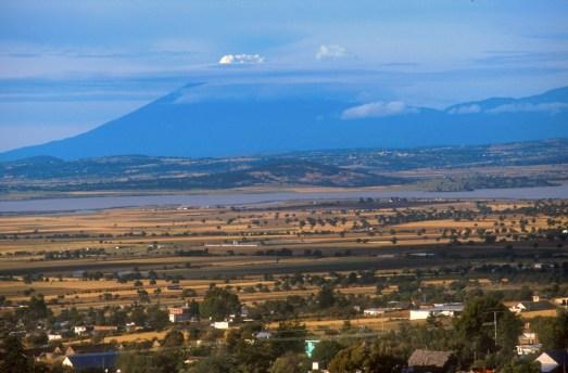 México, Puebla, Volcán Popocatepelt