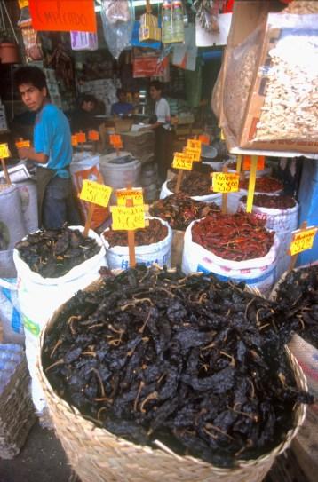 México, Puebla, colmado de especias