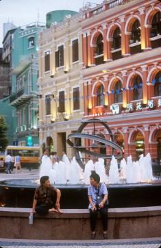 Macao, Plaza del Leal Senado