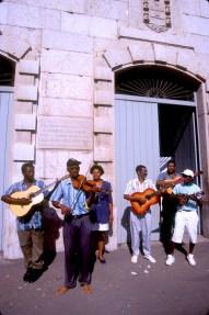 Cabo Verde, Isla San Vicente, Mindelo, centro cultural