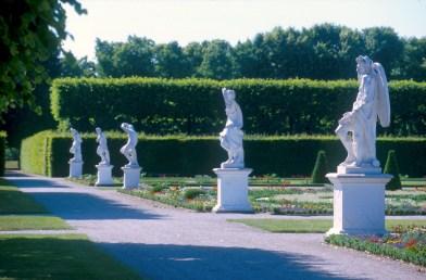 Alemania, Baja Sajonia, Hannover, Jardines Reales Herrenhausen