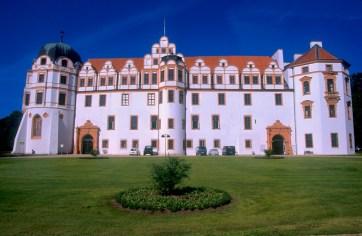 Alemania, Baja Sajonia, Celle, castillo