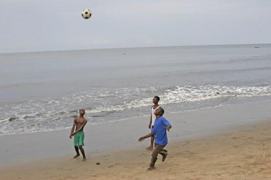 Camerún, Kribi, futbol