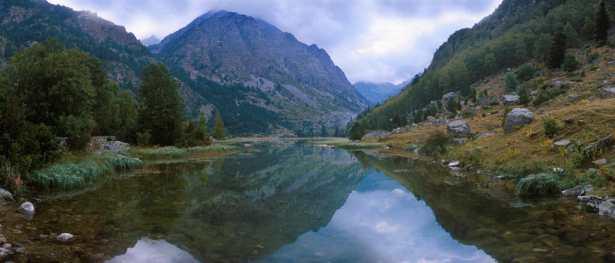 Catalunya, Alta Ribagorça, Vall de Boì, Parque Nacional de Aigüestortes