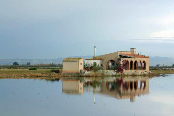 Montsiá, Delta del Ebro