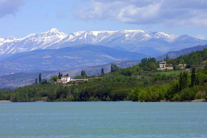 Pallars Jussa, Pantano Terradets