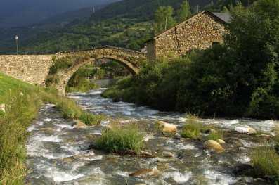 Pallars Sobirà, Espot, Río Escrita