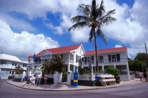 Islas Cayman, Grand Cayman, George Town