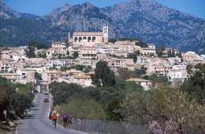 Mallorca, Salva