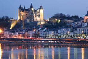 Loira Atlántico, Saumur