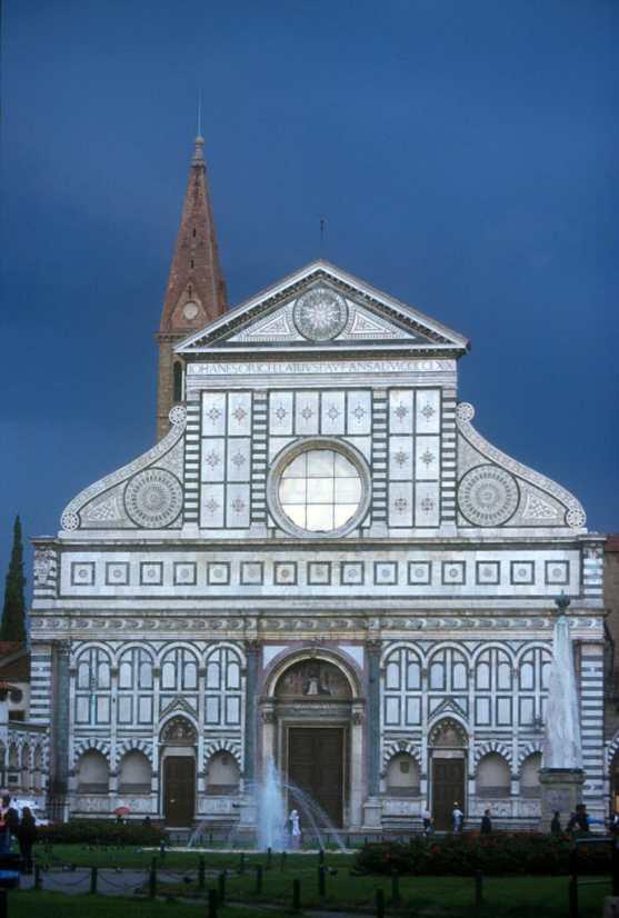 Toscana, Florencia, Santa Maria Novella
